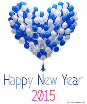 Christmas & New Year Balloons 2015