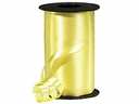 "Yellow Wide Curling Ribbon 3/8"" x 750'"
