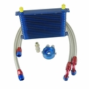 Got Boost Universal 16 Row Oil Cooler Kit
