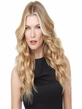 "18"" 10-pc Remy Human Hair Extension Kit"