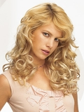 "18"" 10-Piece Wavy Synthetic Hair Extensions"
