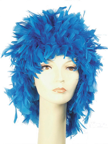 Halloween Costumes | Halloween Feather Wig by Lacey Costume Wigs