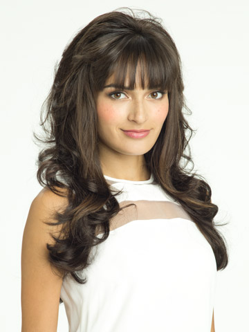 Sydney Synthetic 3/4 hairpiece by Revlon