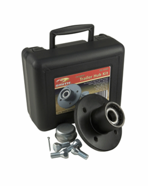 "CE SMITH TRAILER HUB KIT PACKAGE 1"" D/T 4 X 4"