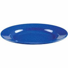 Coleman 10 Inch Enamelware Plate Blue 2000016420