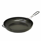 Coleman 12 Inch Steel Frying Pan W/Fldng Hndl Blk 2000016353