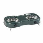 Coleman 2 Burner Basic Stove Without Lid Green 3000001223