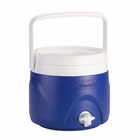 Coleman 2 Gallon Party Stacker Cooler Blue 3000000736