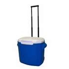 Coleman 28 Quart Wheeled Personal Cooler Blue 2000006636