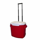 Coleman 28 Quart Wheeled Personal Cooler Red 2000006634