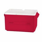 Coleman 48 Can Party Stacker Cooler Red 3000000481