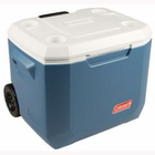 Coleman 50 Quart Wheeled Blue Personal Cooler 3000000188