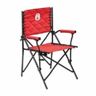 Coleman Chair Captains Compact Suspension Red/Blk 2000014406