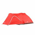 Coleman Hooligan 4 Backpacking Tent 9x7 Foot Red 2000012432