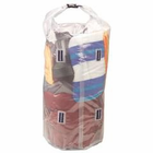 Coleman Large Dry Gear Bag 24.5x15 Inch Clear 2000015855
