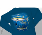 Flying Fisherman T-Shirts (Long Sleeved)
