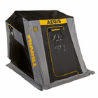 Frabill Aegis 2410 Top Insulated Flip-Over Shelter Bench