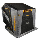 Frabill Citadel 3405 Flip-Over Shelter with Bench Seats
