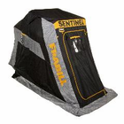 Frabill Sentinel 1000 Flip-Over Shelter with Pad Trunk Seat