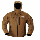 Frabill Stormsuit Jacket Brown        Large  7142