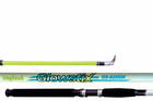King Hawk GS Glowstix Spin Rod 7'  2Pc Med  GS-725S