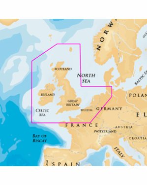 NAVIONICS GOLD UK AND IRELAND 28XG