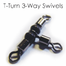 Thundermist T-Turn 3-Way Swivels