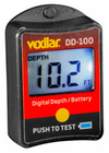 Vexilar Digital Depth And Battery Gauge DD-100