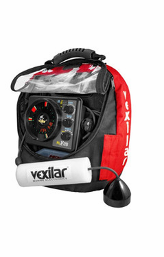 Vexilar FLX-28 Ice ProPack II Locator W/Pro View Ice Ducer