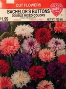 Bachelor Button Mix