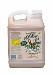 Bobbex Deer Repellent 2.5 Gallon Concentrated Spray