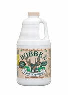 Bobbex Deer Repellent Half Gallon Concentrated Spray
