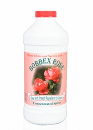 Bobbex Rose Deer and Insect Repellent Quart Concentrated Spray