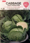 Cabbage - Savoy Perfection