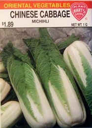 Chinese Cabbage Michihili