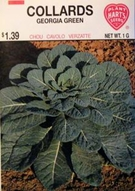Collards Georgia Green