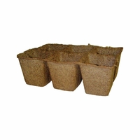 CowPots 3 inch SixCell
