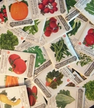 Hart Seed Heritage Vegetable Collection