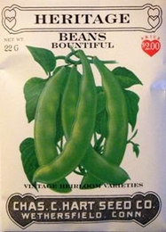 Heritage Bean Bountiful