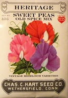 Heritage Sweet Peas Old Spice Mix