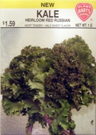Kale Red Russian