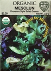 Mesclun Provence Style Salad Greens