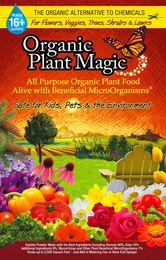 Organic Plant Magic - 1/2 lb bag