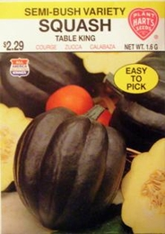 Squash Table King (Acorn)