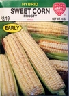 Sweet Corn - Frosty Hybrid