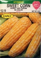 Sweet Corn - Honey and Cream Hybrid