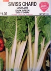 Swiss Chard - Lucullus Dark Green