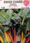 Swiss Chard - Rainbow