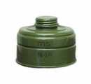 40mm Gas mask Filters for Gas Masks GP-7 GP-5 NATO ISRAELI PMK GP-4 GP-7V