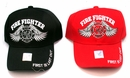 "Fire Fighter ""First in Last Out"" - Assorted Colors"